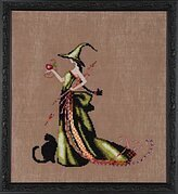 Ana (Bewitching Pixies) - Cross Stitch Pattern