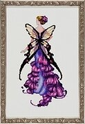 Snapdragon - Pixie Blossoms - Cross Stitch Pattern