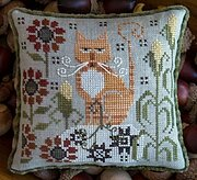 Clementine - Cross Stitch Pattern