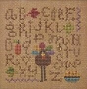 Sampling Thanksgiving - Cross Stitch Pattern