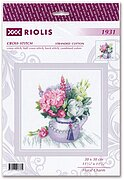 Floral Charm - Cross Stitch Kit