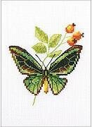 Briar and Butterfly - Cross Stitch Kit