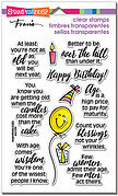 Birthday Fun Perfectly Clear Stamp