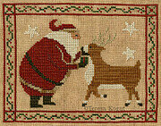 Tis the Season - Christmas Cross Stitch Pattern