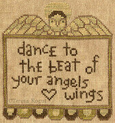 Angel Wings - Cross Stitch Pattern