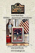 American Primitives - Cross Stitch Pattern