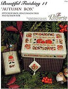 Autumn Box - Beautiful Finishing 14 - Cross Stitch Pattern