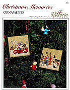 Christmas Memories Ornaments - Cross Stitch Pattern