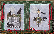 Christmas Moon Volume One - Cross Stitch Pattern