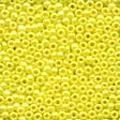 Yellow Glass Beads - Size 11/0 (2.5mm)