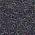 Violet Glass Beads - Size 11/0 (2.5mm)