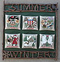 Summer & Winter - Cross Stitch Pattern