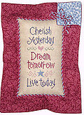 Cherish Dream Live - Cross Stitch Pattern