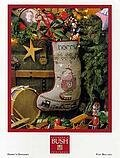 Harry's Stocking - Cross Stitch Pattern