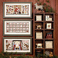 Christmas Traditions - Cross Stitch Pattern