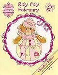 Roly Polys February (Cherished Teddies)