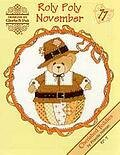 Roly Polys November (Cherished Teddies)