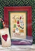 Joy Sampler (With Embellishments)
