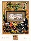 Happy Thanksgiving - Cross Stitch Pattern