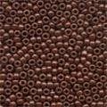 Crayon Seed Beads - Brown - Size 11/0 (2.5mm)