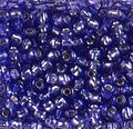 Brilliant Orchid Glass Beads - Size 11/0 (2.5mm)
