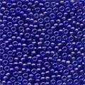 Seed Beads - Purple Blue - Size 11/0 (2.5mm)