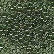 Pine Green Glass Beads - Size 11/0 (2.5mm)