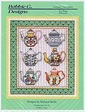 Tea Time - Cross Stitch Pattern