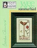 Summer Bird (Wee One) - Cross Stitch Pattern