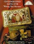 Wishing Thee Merriness - Cross Stitch Pattern