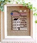 America - Cross Stitch Pattern