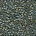Pebble Grey Antique Seed Beads - Size 11/0 (2.5mm)