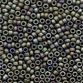 Autumn Heather Antique Seed Beads - Size 11/0 (2.5mm)