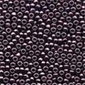 Platinum Violet Antique Seed Beads - Size 11/0 (2.5mm)