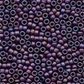 Wild Blueberry Antique Seed Beads - Size 11/0 (2.5mm)