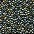 Abalone Antique Seed Beads - Size 11/0 (2.5mm)
