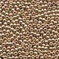 Antique Champagne Seed Beads - Size 11/0 (2.5mm)
