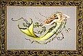 Emerald Mermaid - Mirabilia Cross Stitch Pattern