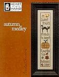 Autumn Medley - Cross Stitch Pattern