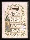 Brownbird Sampler - Cross Stitch Pattern