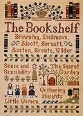 Bookshelf, The - Cross Stitch Pattern