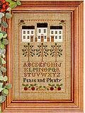 Peace And Plenty - Cross Stitch Pattern