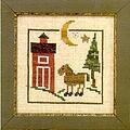 Snapperville - Barnyard - Cross Stitch Pattern