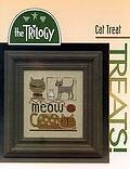 Cat Treat - Cross Stitch Pattern