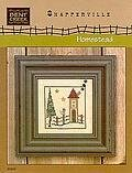 Snapperville - Homestead - Cross Stitch Pattern