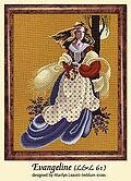 Evangeline - Cross Stitch Pattern