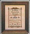 Chocolate Shoppe - Cross Stitch Pattern