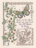 Whisper Of God - Cross Stitch Pattern