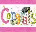 Congrats - Cross Stitch Pattern