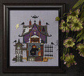 Open House (Three Gables Sequel) - Cross Stitch Pattern
